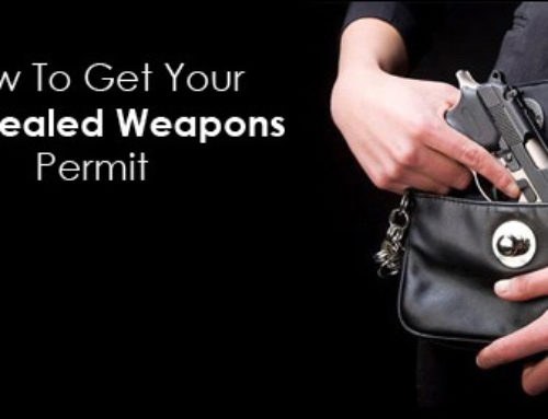 Carrying a Concealed Weapon – My Rules!