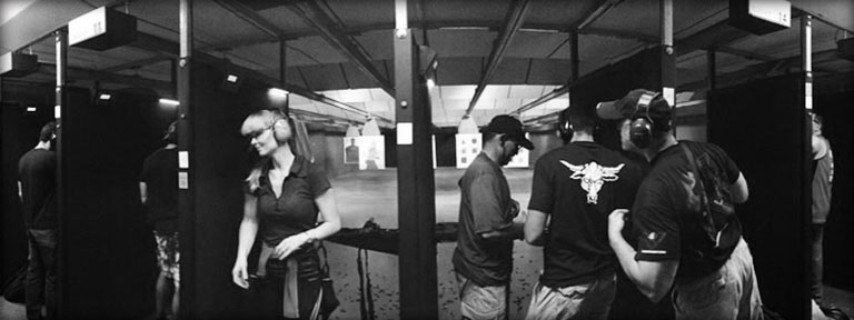 Miami Firearms Training | Shooting Activities Gallery | Stone Hart Gun Club & Indoor Range