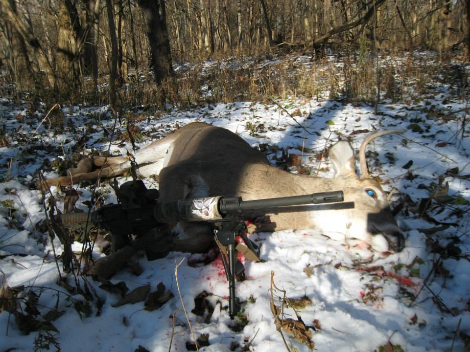 Deer Hunt - Indiana - Nov 2014