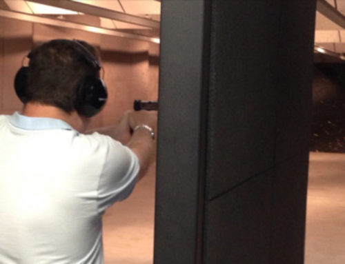 My First Shooting Competition By Robert Reich
