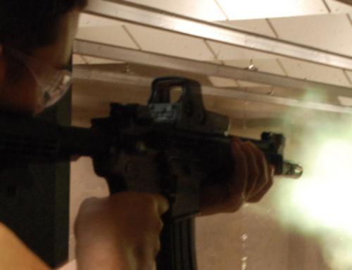 Tactical Training for Civilians