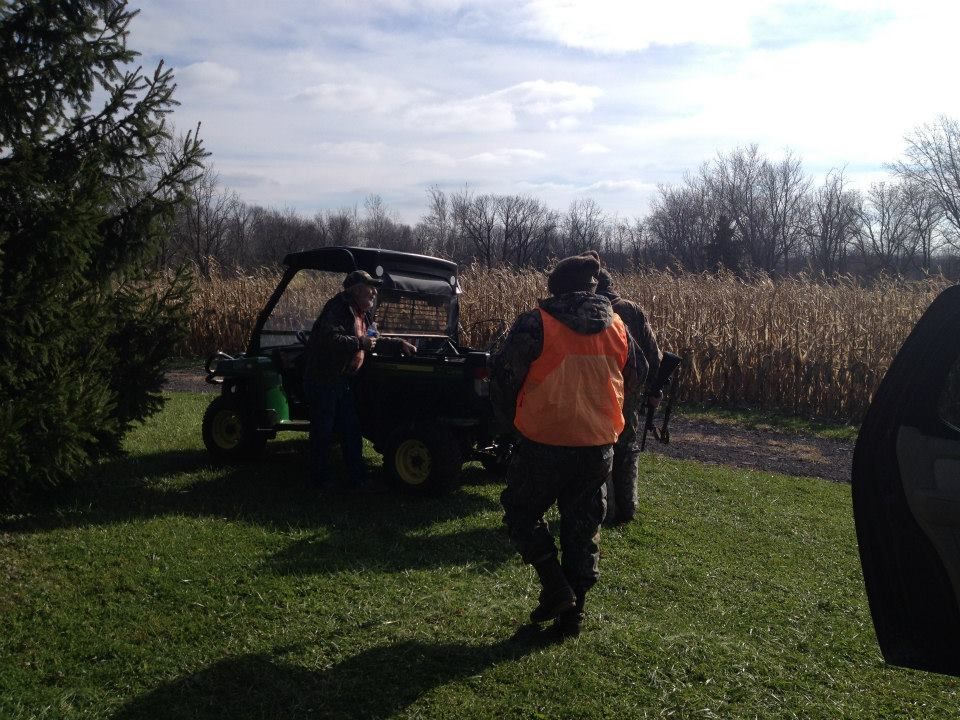 November 2013 Deer Hunt – Indiana